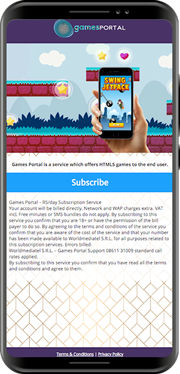 Games Portal<br/><span>Unlimited access to a selection of games.  South Africa</span>