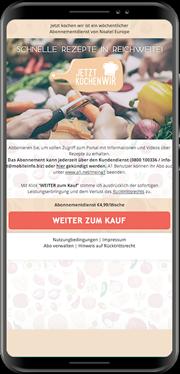 Jetz Kochenwir<br/><span>Discover a world of new recipes Germany & Austria</span>